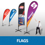 Giantad promo flags