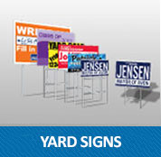 Giantad yard-signs